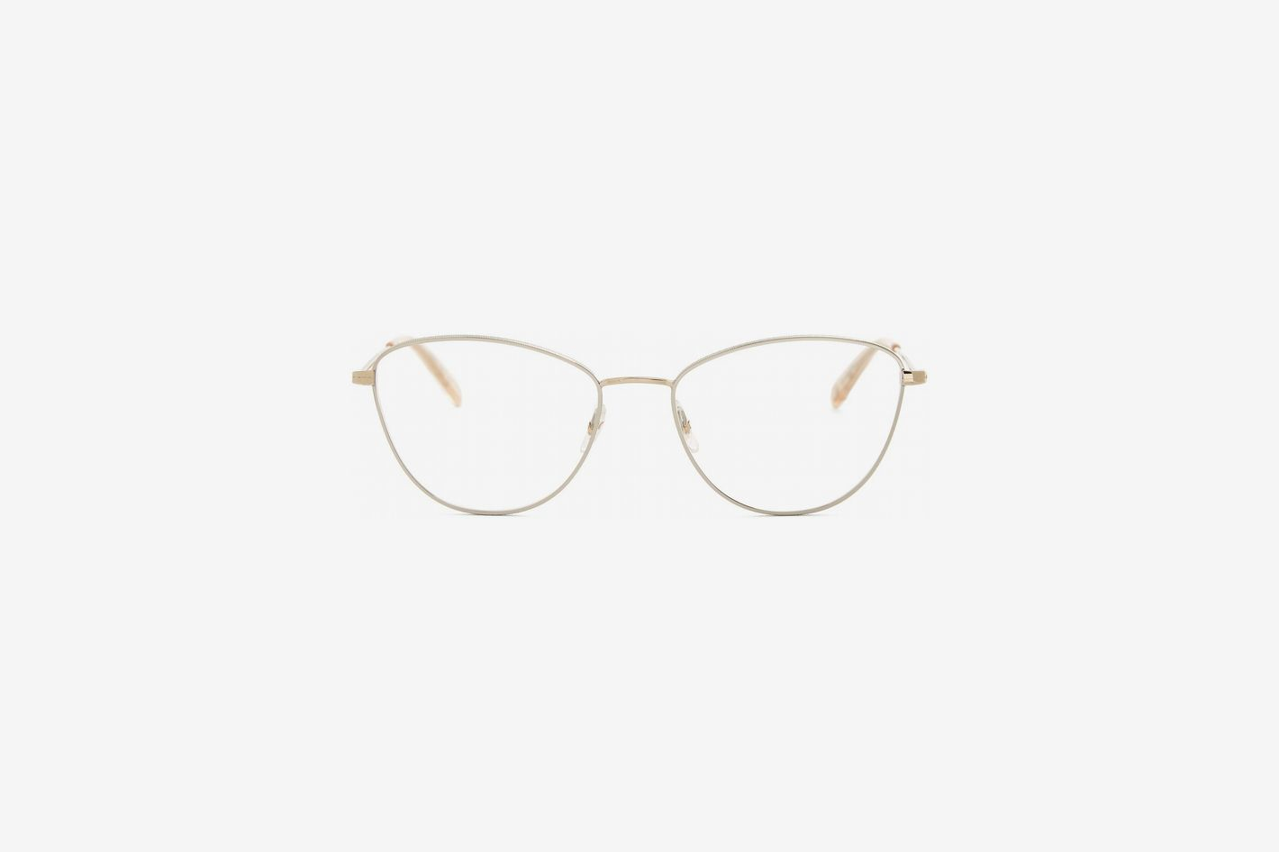 2bbc1a8392abb Garrett Leight Olive 51 cat-eye glasses at Matches Fashion
