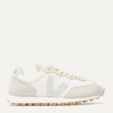 Veja + Net Sustain Net Sustain Rio Branco  White Platform Sneakers