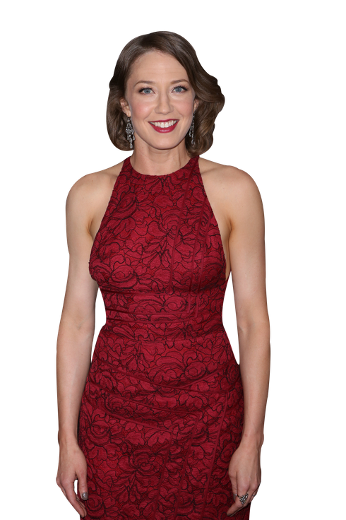 "NEW YORK, NY - JUNE 23:  Carrie Coon attends ""The Leftovers"" premiere at NYU Skirball Center on June 23, 2014 in New York City.  (Photo by Walter McBride/Getty Images)"