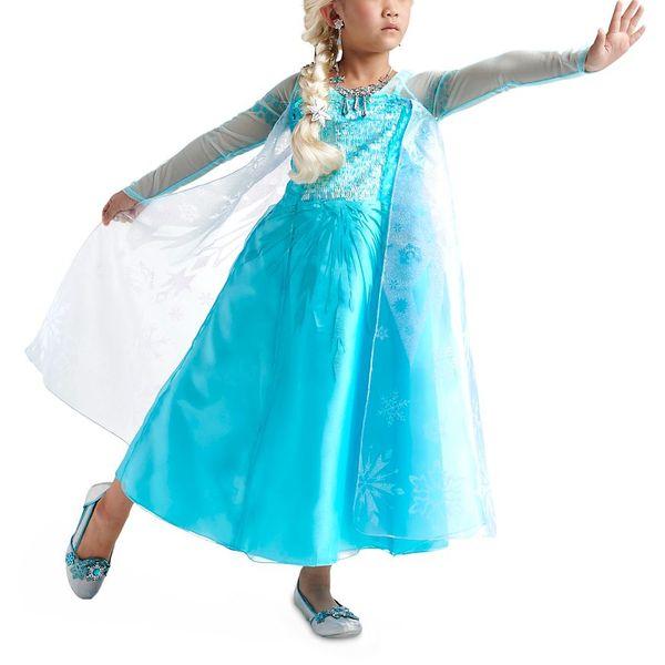 Disney's Frozen Elsa Costume for Kids