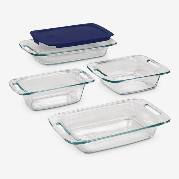 Pyrex Grab 5-Pc. Bakeware Set