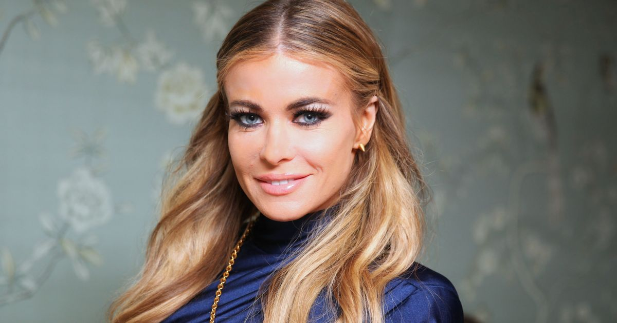 Carmen Electra On Drinking Water And Saying No