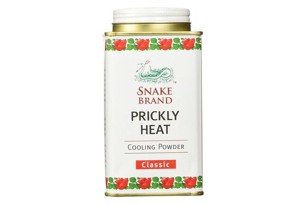 Snake Brand Prickly Heat Cooling Powder
