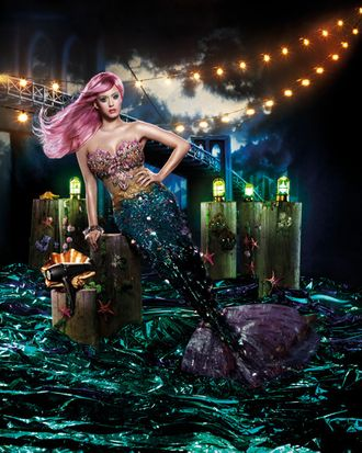 Katy Perry for ghd.