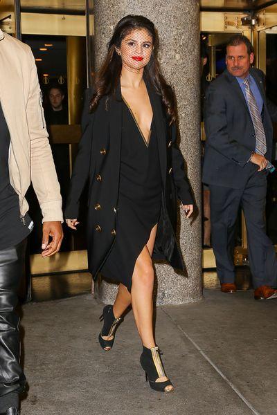 Selena Gomez Eats at Zuma; Alex Rodriguez Opts for Lure Fishbar