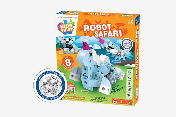 Kids First: Robot Safari