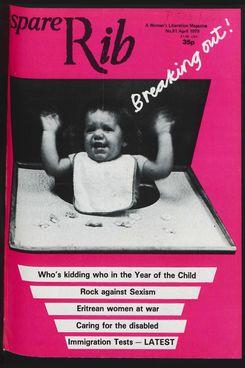 Spare Rib, April, 1979.