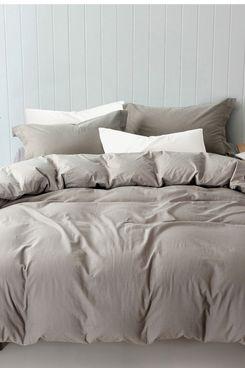 Modern Threads Linen & Cotton Duvet Set (Queen)