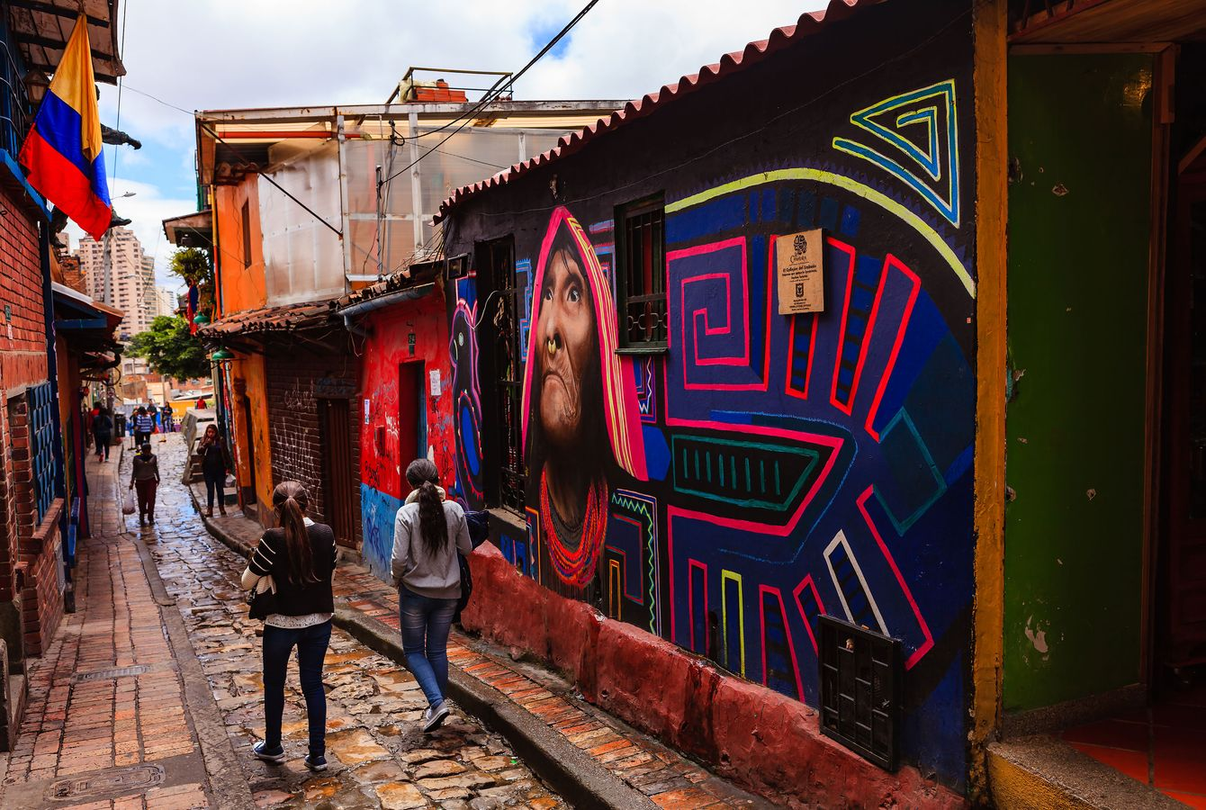 The Ultimate Street Art Guide to Bogotá