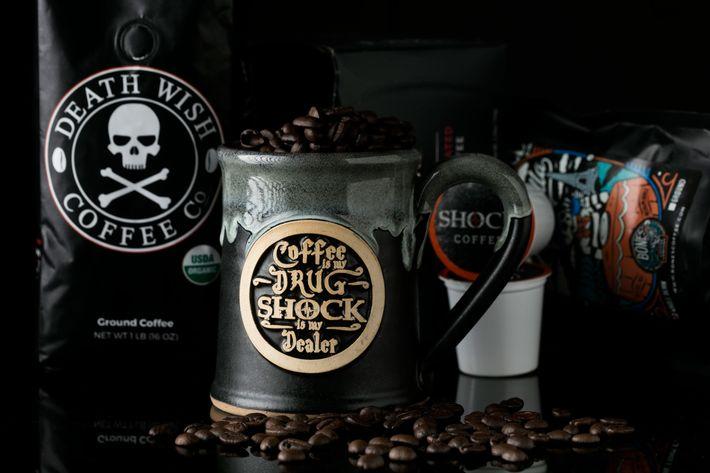 Jack ass coffe
