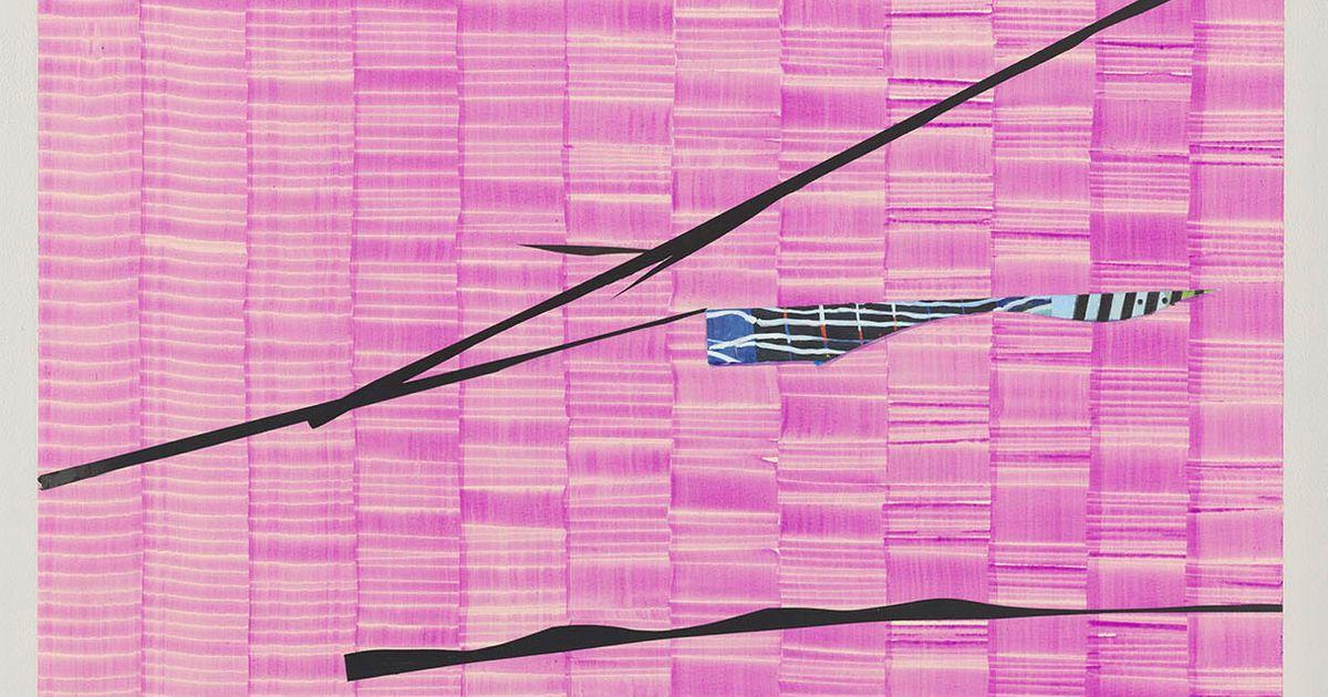 'Pink' Cheim & Reid Women's March Exhibition Frieze New York