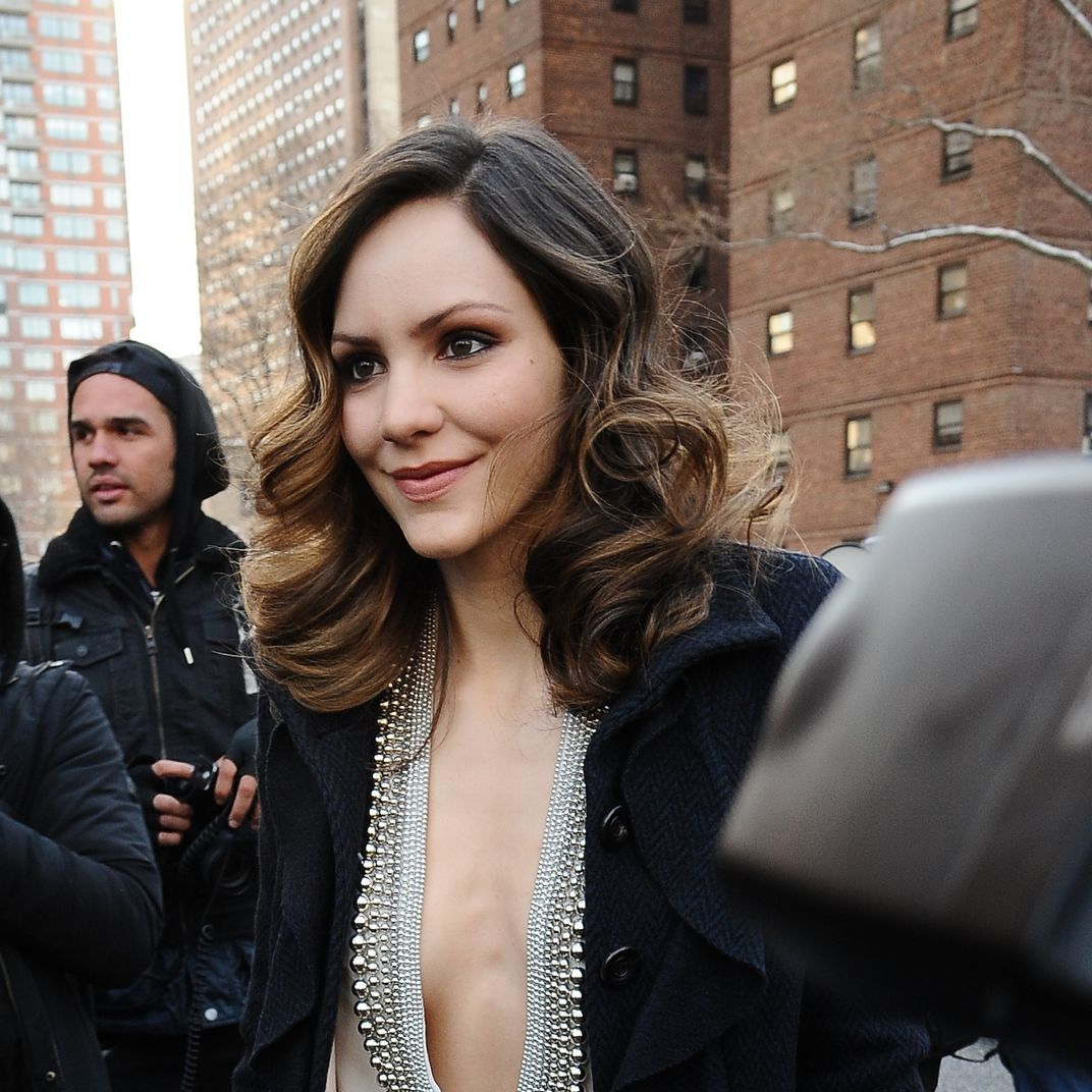 Katharine mcphee beauty nude photo images 796