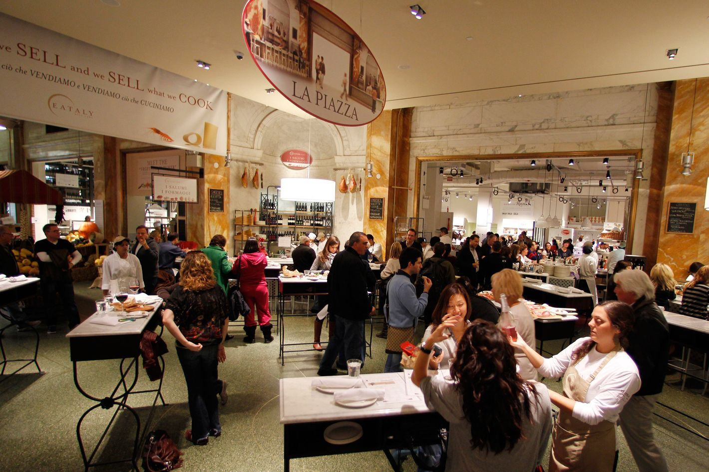 New York\'s Second Eataly Location Has an Opening Date