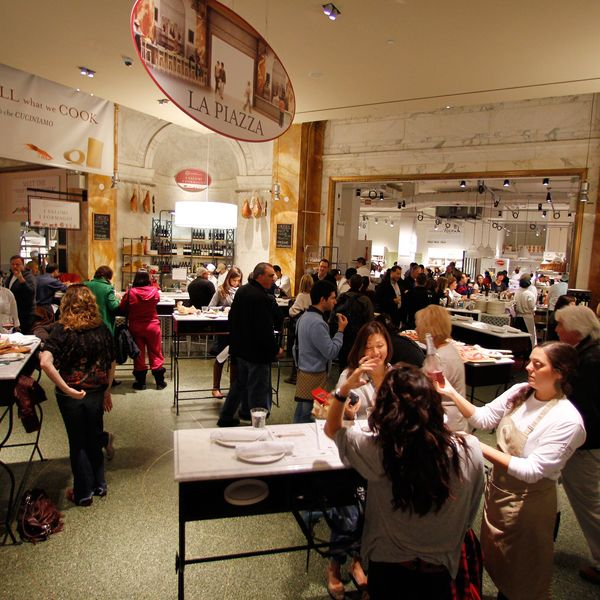 New York's Second Eataly Location Has an Opening Date