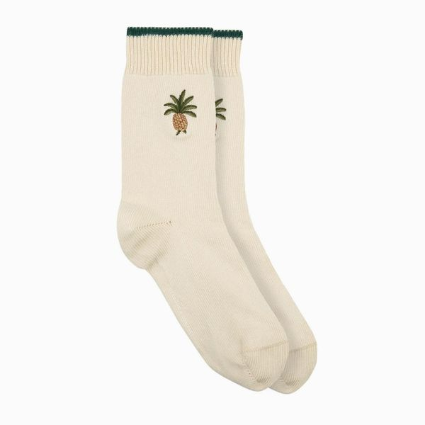 Embroidered Howie Socks