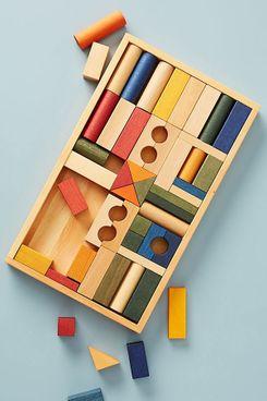 Rainbow Blocks, Set of 30