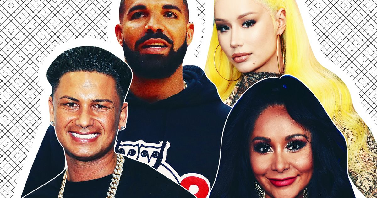 Celebrities, They're Just Like Us: They Love FaceApp