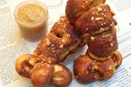 Dominique Ansel's Latest Creation: Peanut-Butter-Stuffed Pretzels Shaped Like Lobster Tails