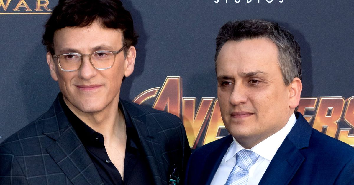 Anthony and Joe Russo, directors of Infinity War and Endgame