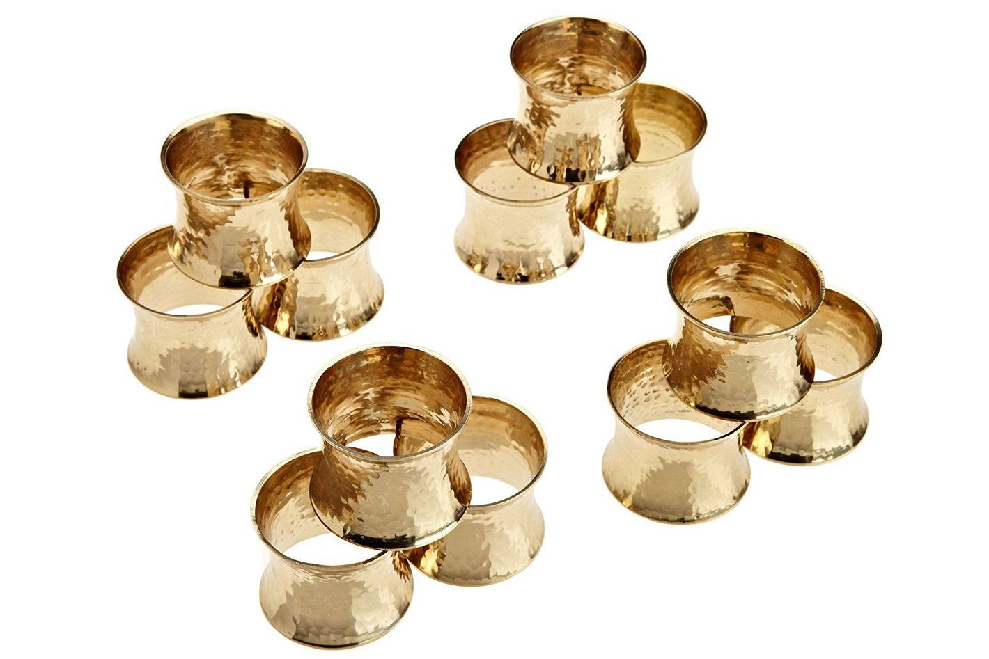 DII Napkin Rings (Set of 12)