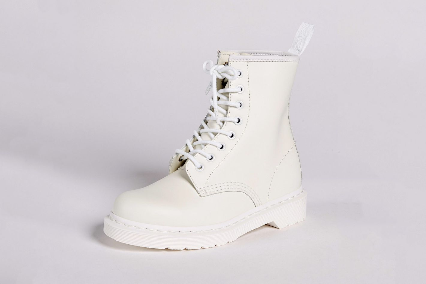 Dr. Martens 1460 Mono 8 Eye Boots