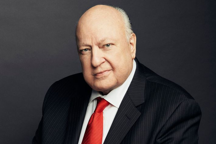 FOX News Channel Chairman And CEO Roger Ailes - Portraits
