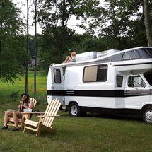 Ben Sinclair's RV Camper