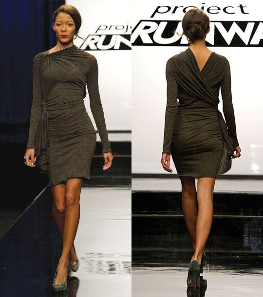 Vulture Project Runway >> Project Runway: A Woman (and a Kooan) on the Go -- The Cut