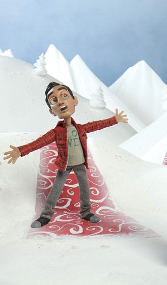 Get an Early Look at Community's Christmas-Episode Stop-motion Alter Egos -- Vulture