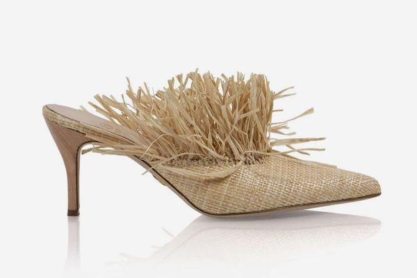 Brother Vellies Basket Stell Mule