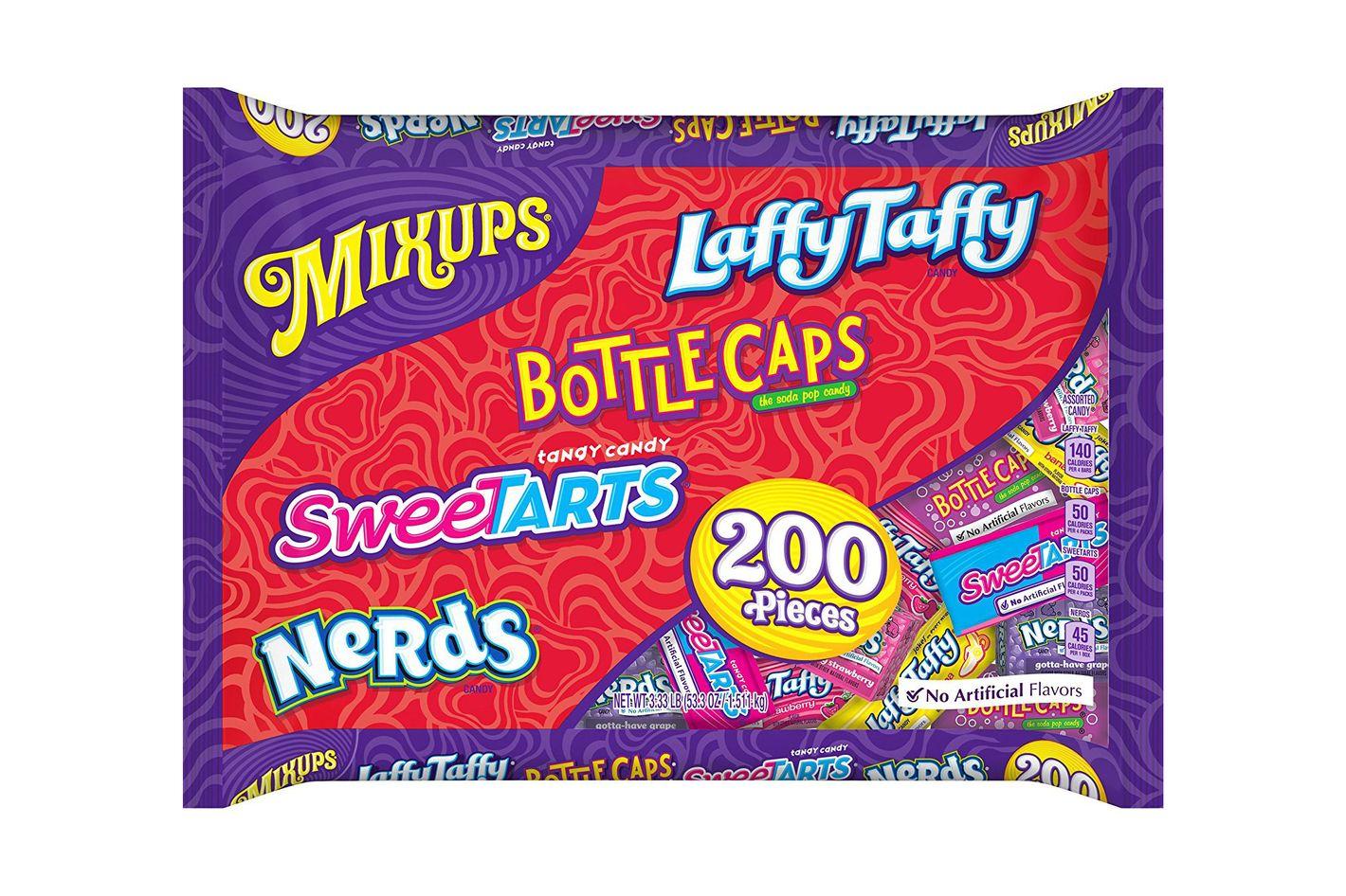 Nestlé Halloween Candy Assorted Sugar Mix-Ups, 200 pieces