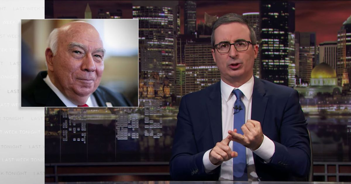 John Oliver's Feud With Bob Murray Won Late Night This Week