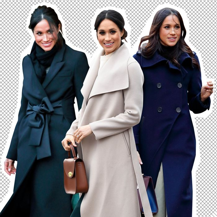 A Definitive Ranking Of Meghan Markle S Power Coats