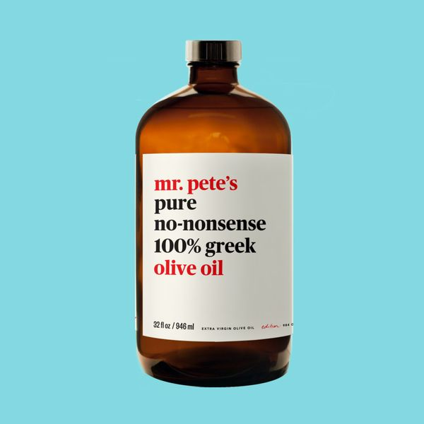 Mr. Pete's Pure No-Nonsense 100% Greek Olive Oil