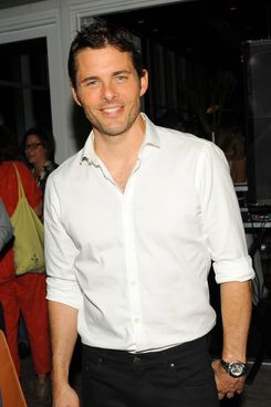 james marsden son