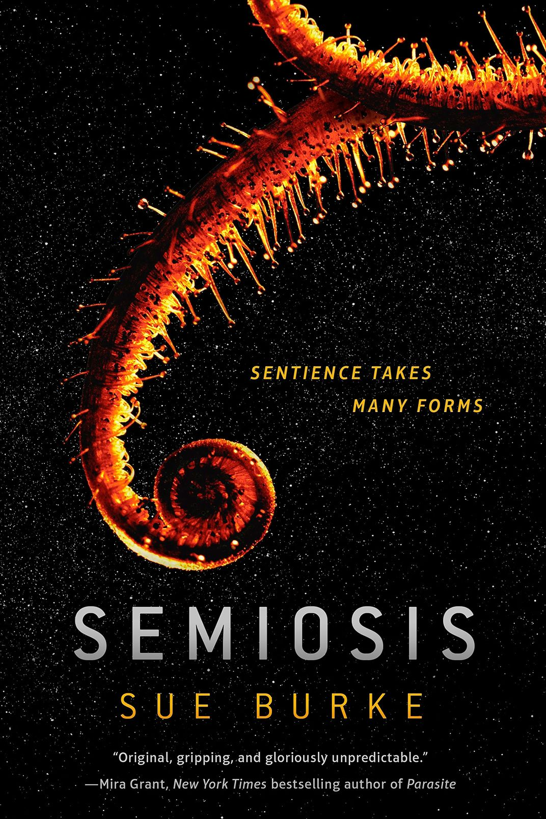 1. <em>Semiosis</em> by Sue Burke