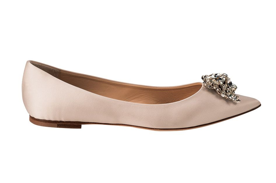 The Best Wedding Flats for the Bride