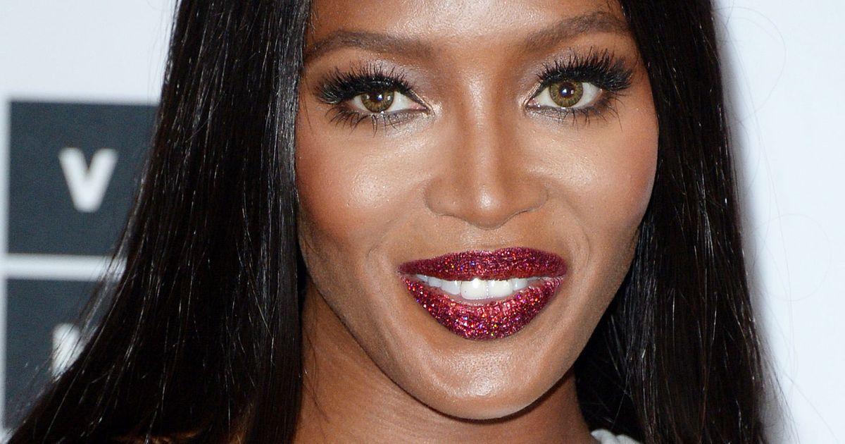 Pat Mcgrath S Lust004 Lip Kit Gives You Red Glitter Lips