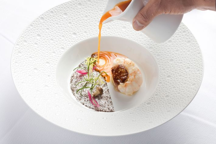 Le Bernardin Is Painstakingly Elegant Photo Melissa Hom