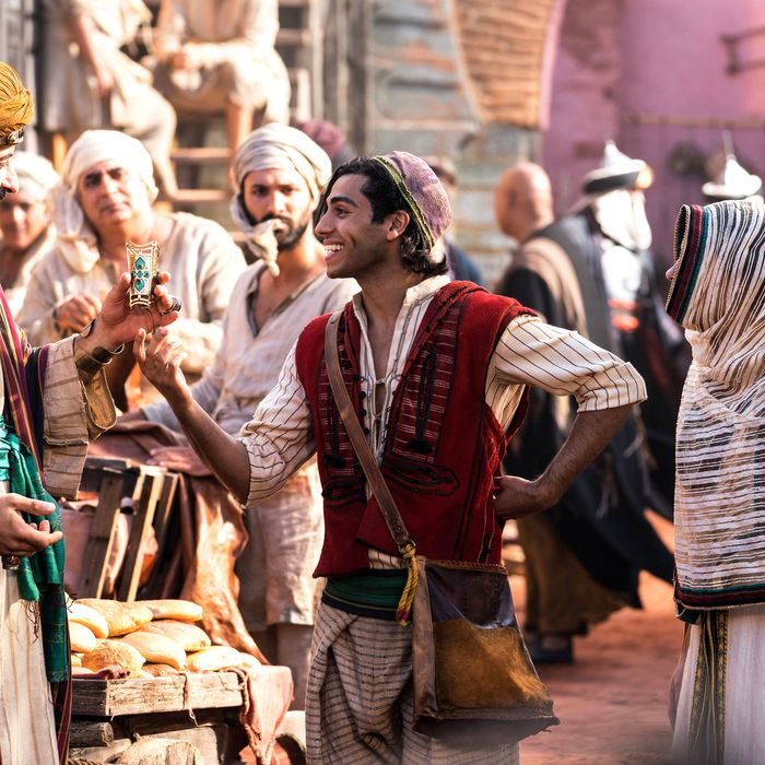 Disney's Live-Action 'Aladdin' Review