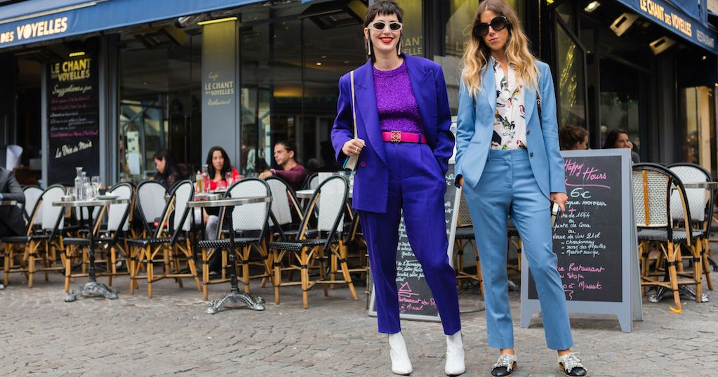 See The Best Street Style From Paris Fashion Week 15 Minute News