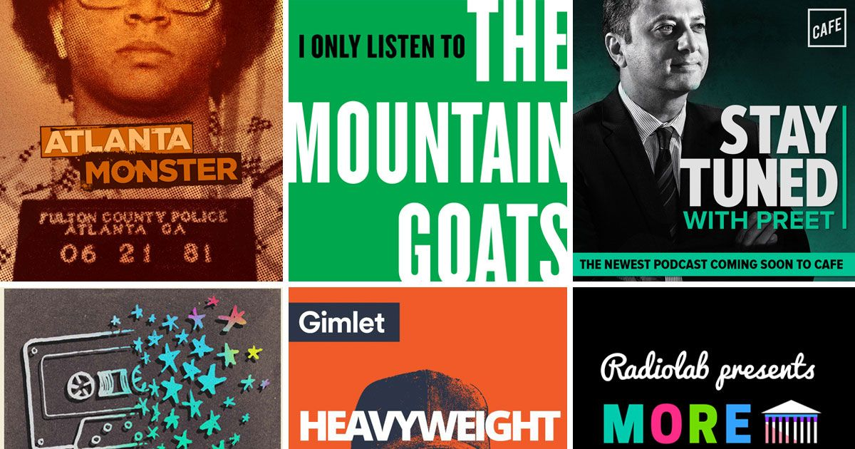 11 Great Podcasts to Check Out This Fall