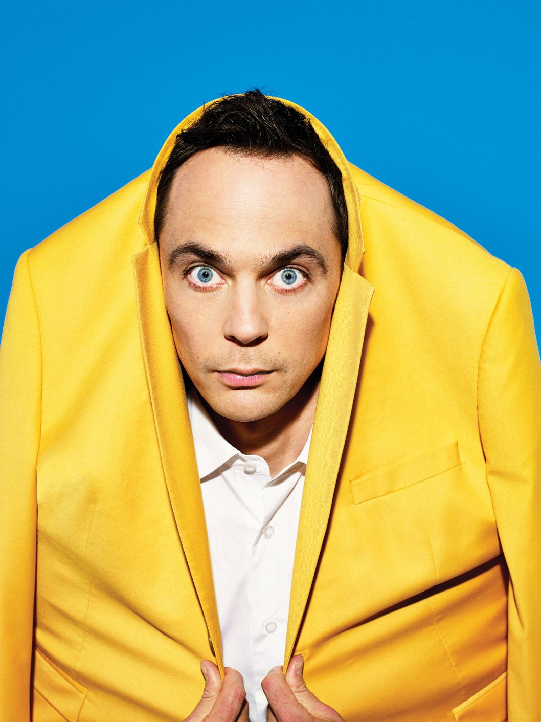 Jim Parsons on The Big...