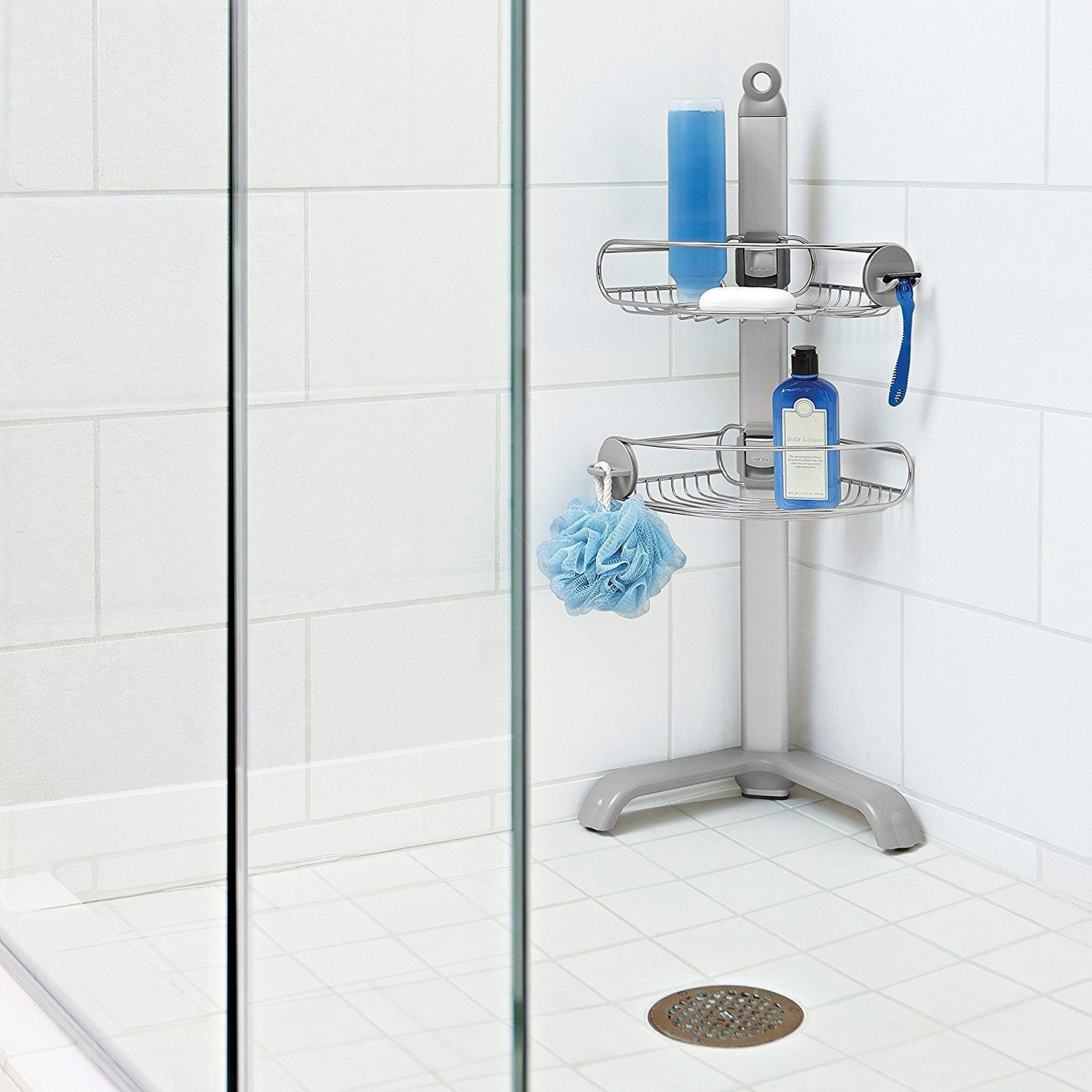 Best Shower Caddies, Shower Organizers on Amazon