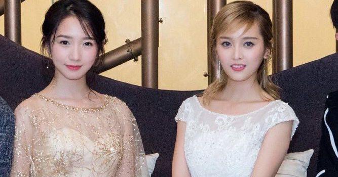 Busty chinese lesbians