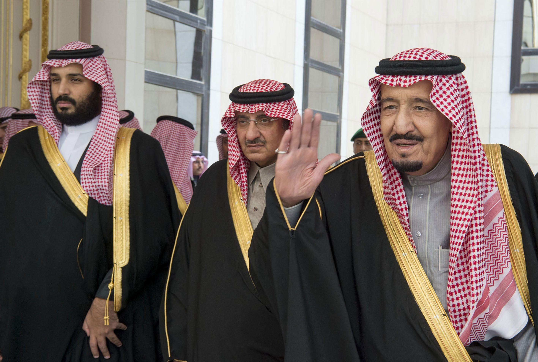 Saudi Arabia Shakes Up Its Line of Succession