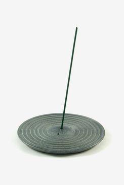 Izumo Stone Incense Stick Holder - Grey
