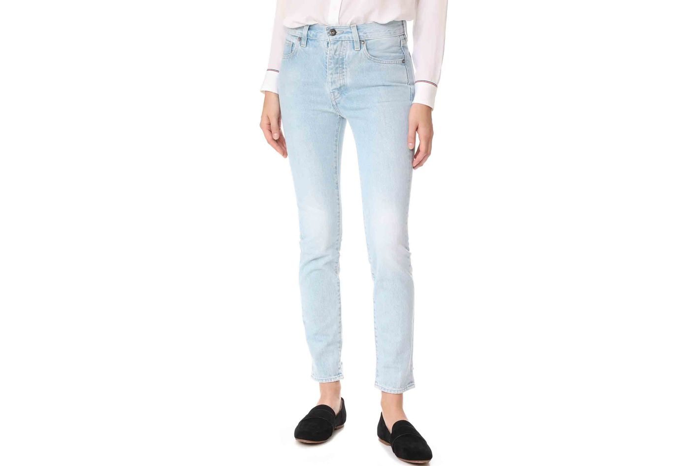 Levi's Twig High Slim Jeans
