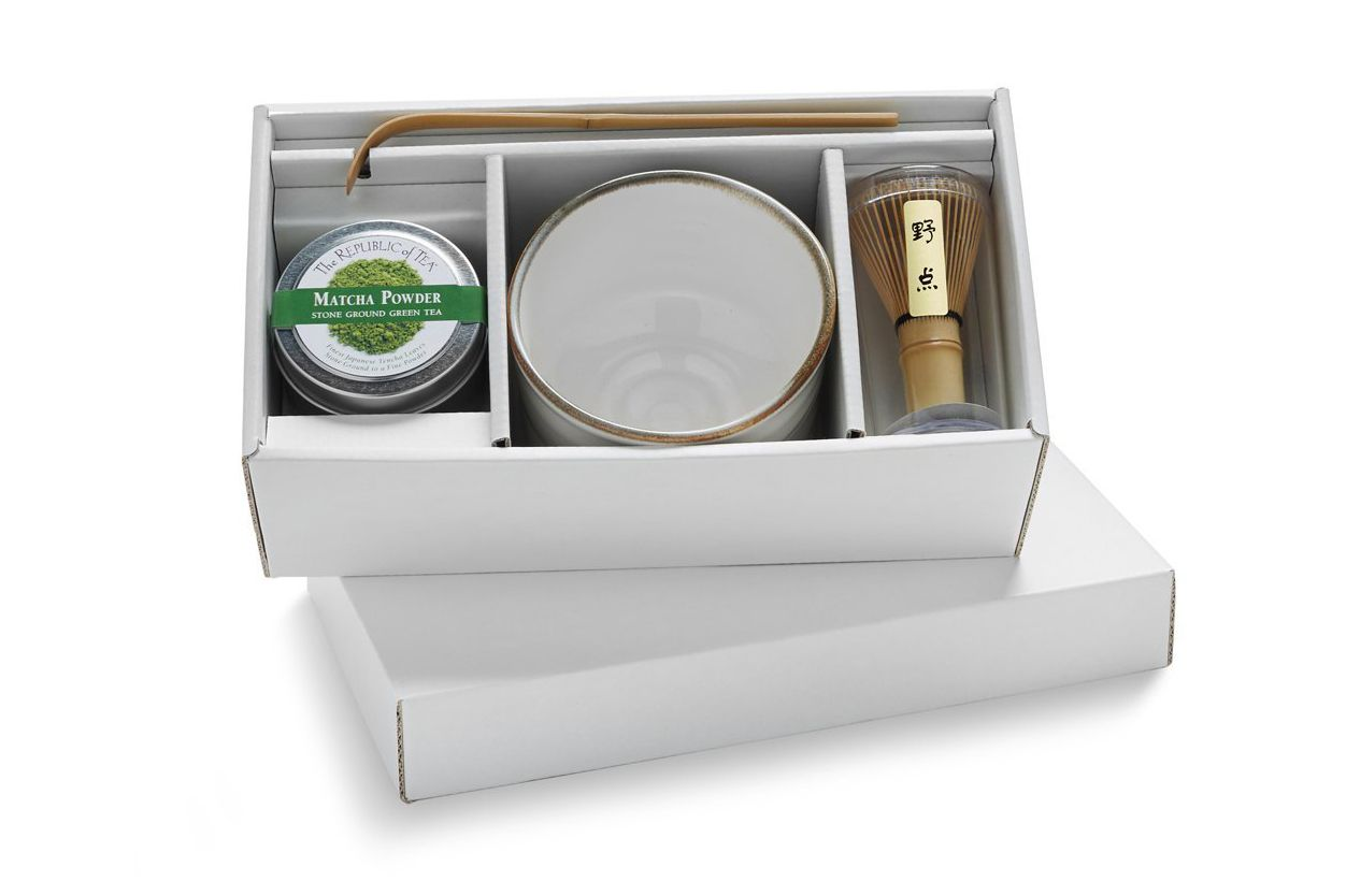 The Republic of Tea Matcha Starter Set