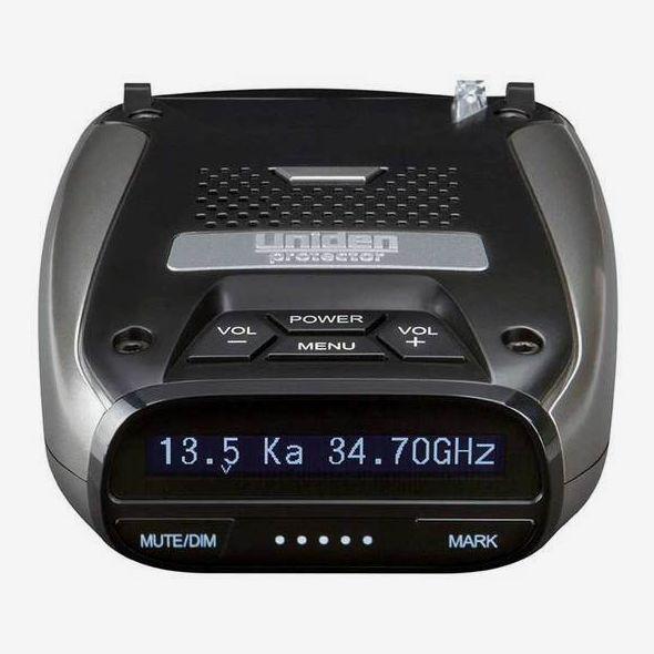 DFR7 Long Range Laser Radar Detector with GPS & Red Light Alert